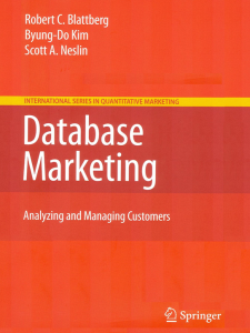 N DATABASE-MARKETING
