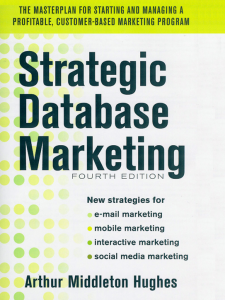 N STRATEGIC-DATABASE-MARKETING